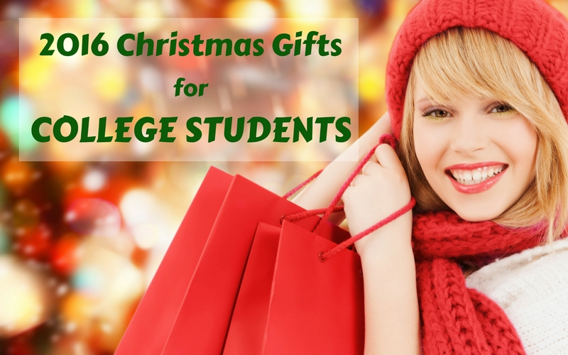 christmas gifts for a college student