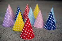 LolliZ Party Hats