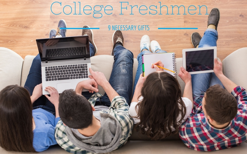 college freshmen necessary gifts